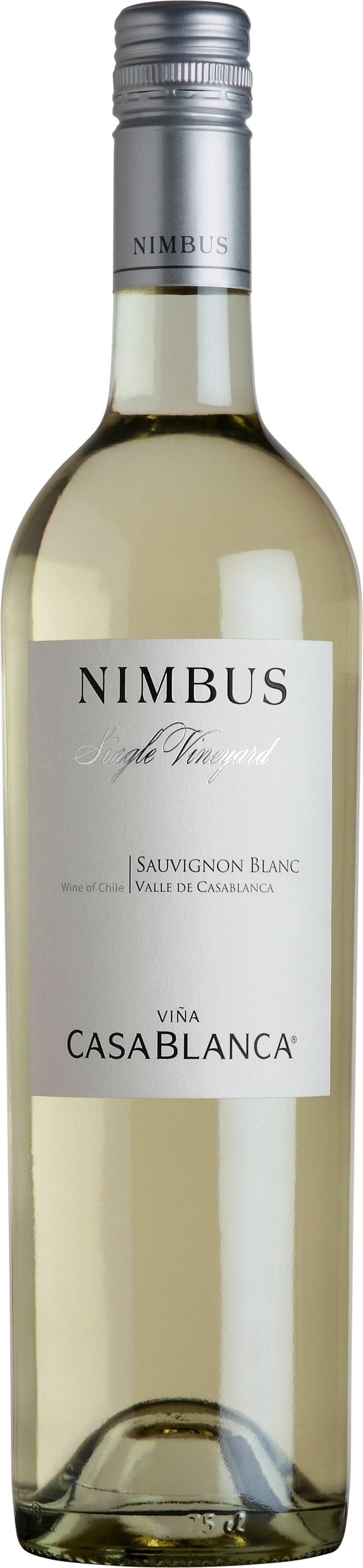 2012 Vina Casablanca Nimbus Sauvignon Blanc Casablanca Valley