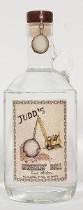 judd's wreckin ball white whiskey
