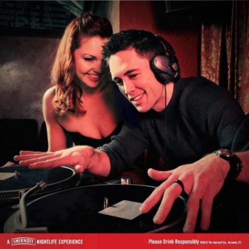Smirnoff-DJ