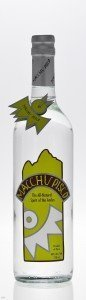 Macchu Pisco Bottle Shot