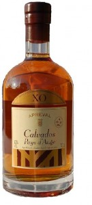 Calvados XO Apreval