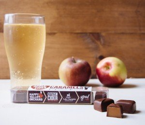 lake champlain happy valley orchard citizen cider caramels