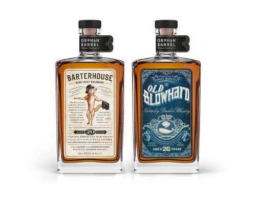 DIAGEO FIRST TWO VARIANTS