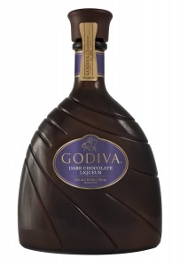 Godiva Dark Chocolate Bottle Shot