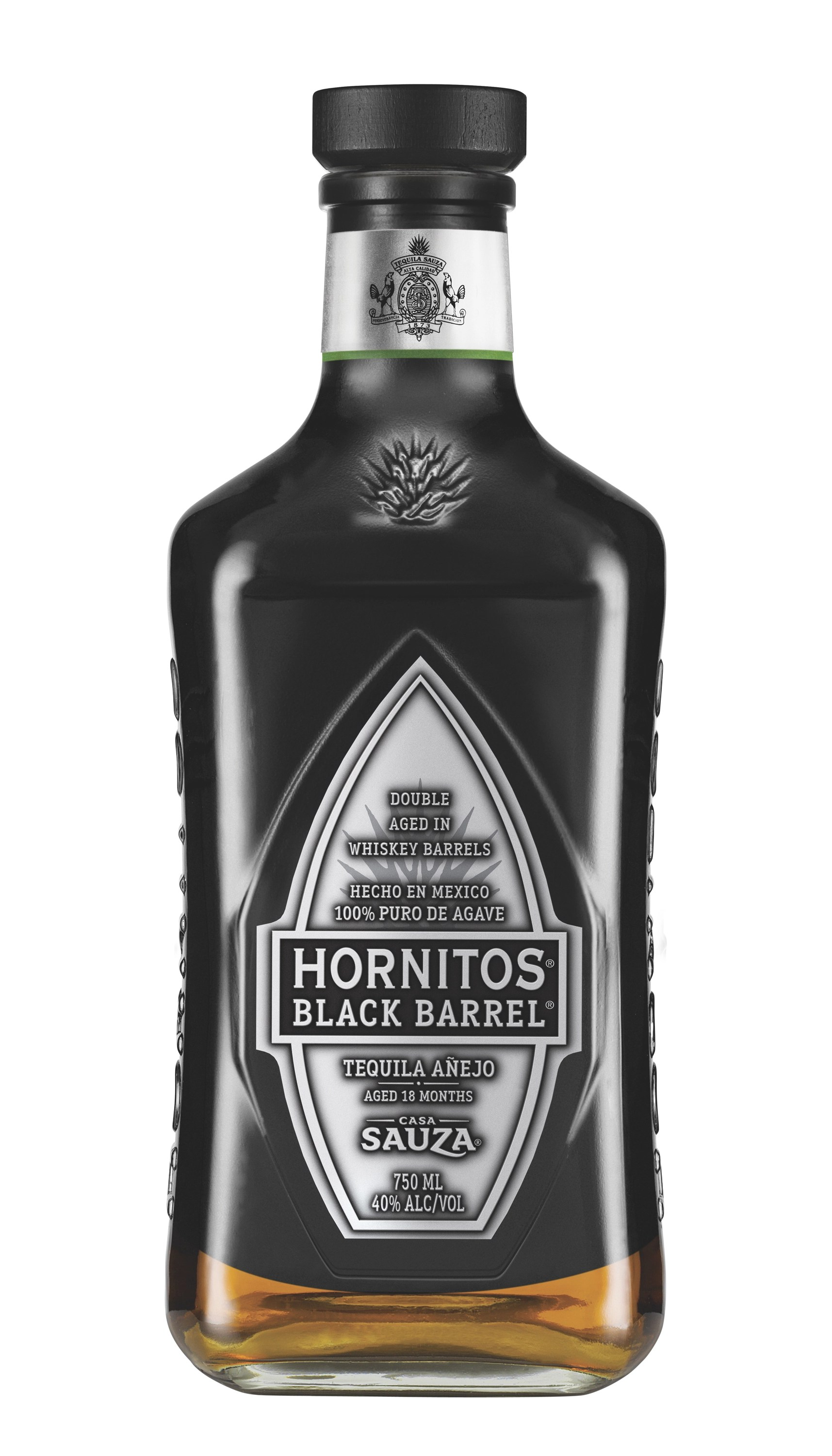hornitos hindu singles 100% blue agave tequila aged for between 12 and 36 months in ex-bourbon casks superb in a margherita, but more than at home as a sipping tequila.