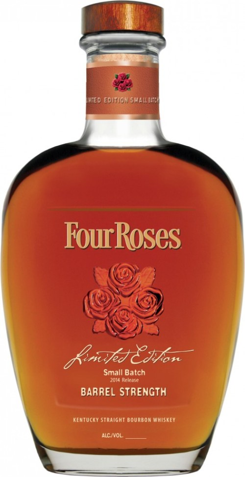 four roses 2014LESmallBatch_Front_US