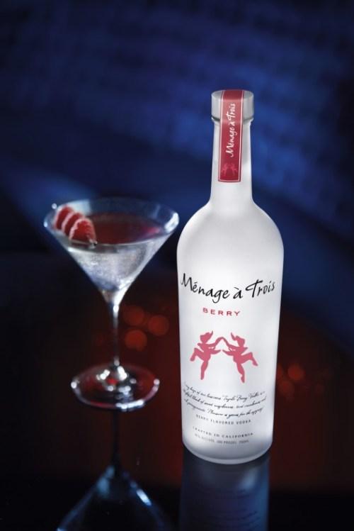 Menage a Trois Vodka Berry Martini HI Res Glamour Photo (1)