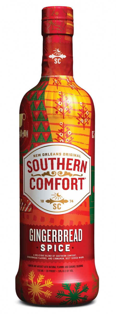 Southern Comfort Gingerbread Spice