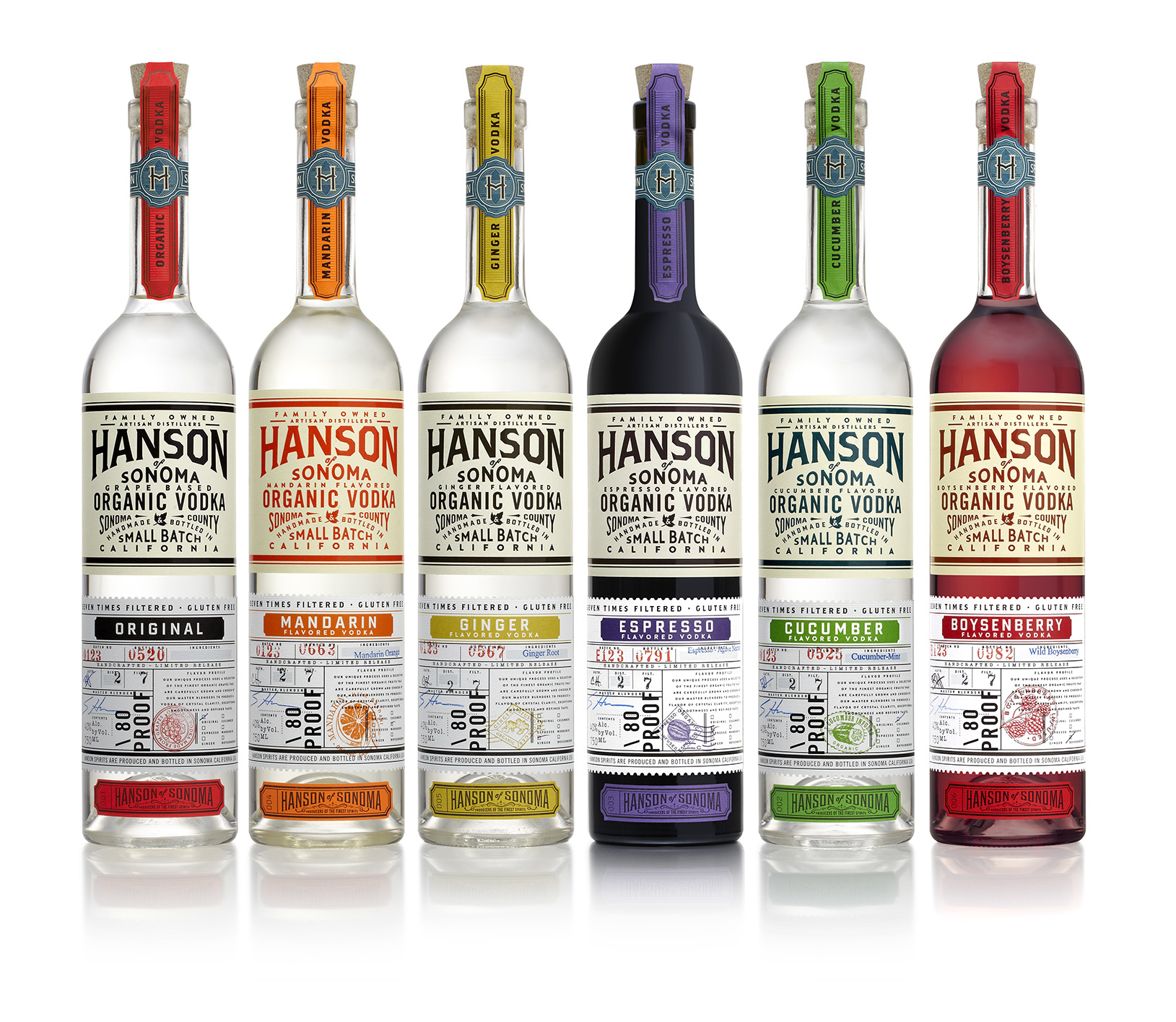 Review: Hanson of Sonoma Organic Vodka - Drinkhacker