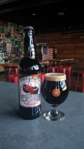 Starr Hill Shakedown Chocolate Cherry Stout