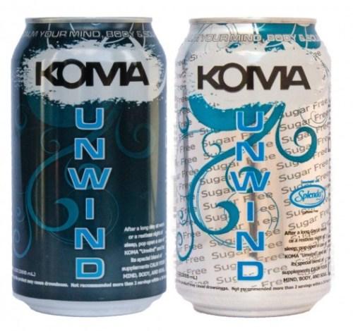 koma unwind