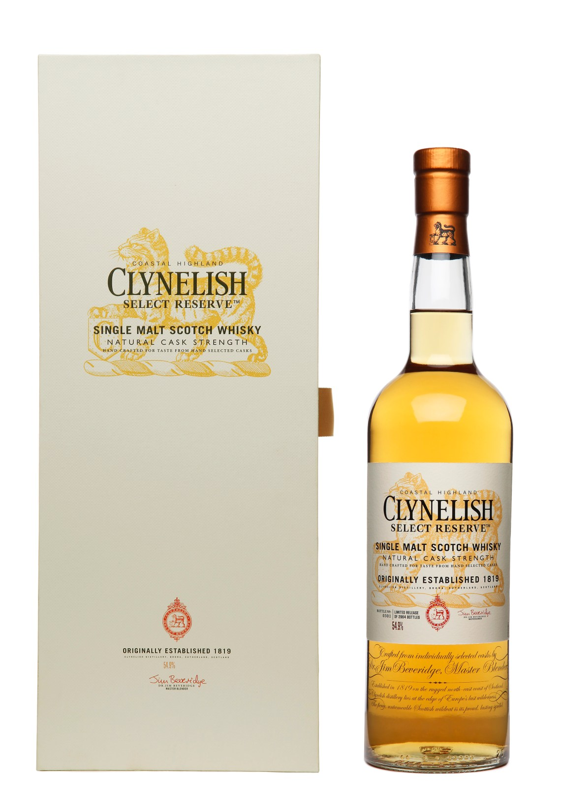 Clynelish Select Reserve Limited Edition 2014
