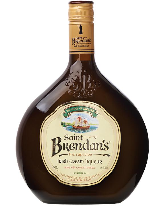 Saint Brendan's Irish Cream Liqueur