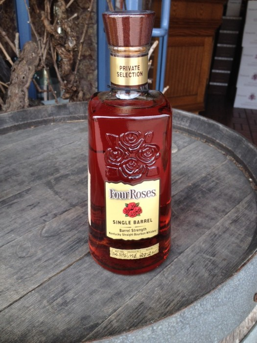 four roses private sf