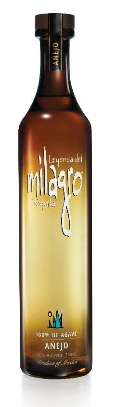 Milagro Tequila Anejo (2015)