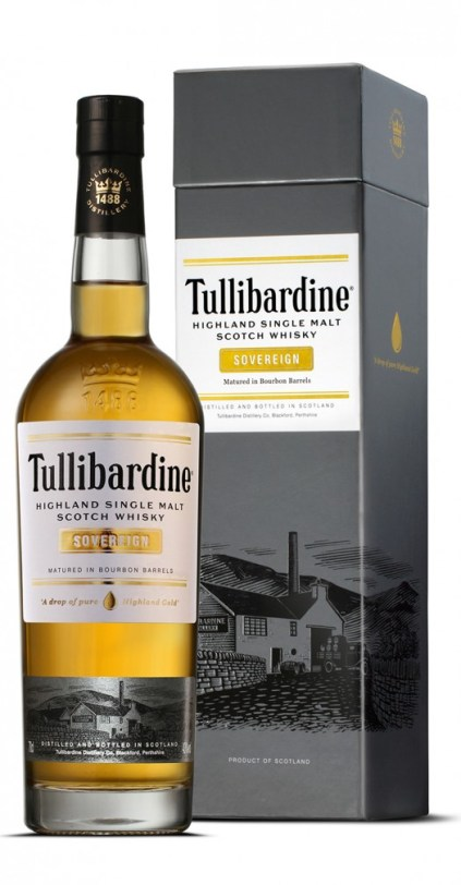 Tullibardine Sovereign Bottle Shot
