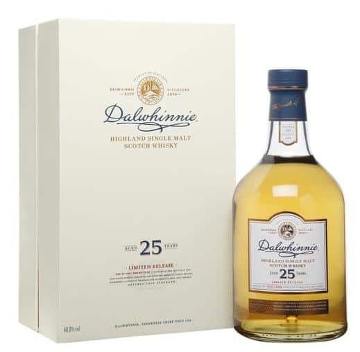 Dalwhinnie 25