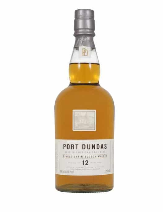 Port Dundas Single Grain Whisky 12 Years Old