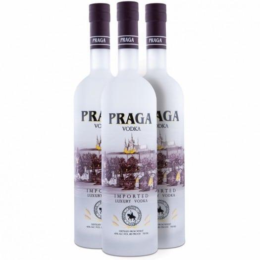 praga vodka