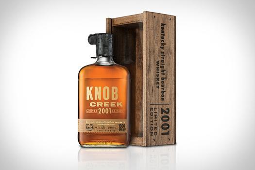 Knob Creek 2001 Limited Edition Bourbon
