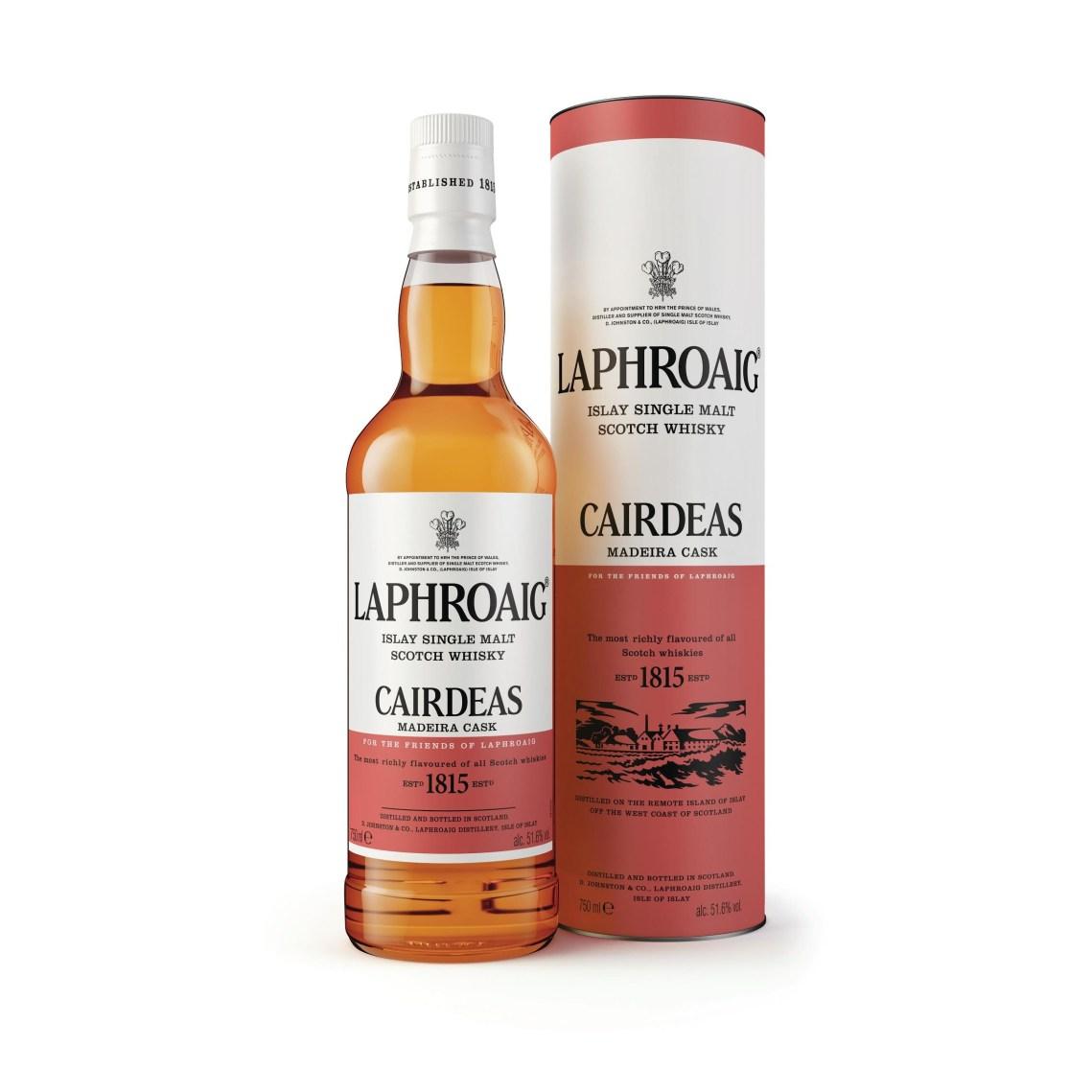 Laphroaig Cairdeas Madeira Edition 2016