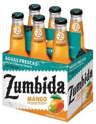 Zumbida Mango Aguas Frescas
