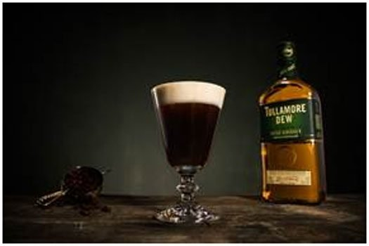 Tillamore Dew Irish Coffee