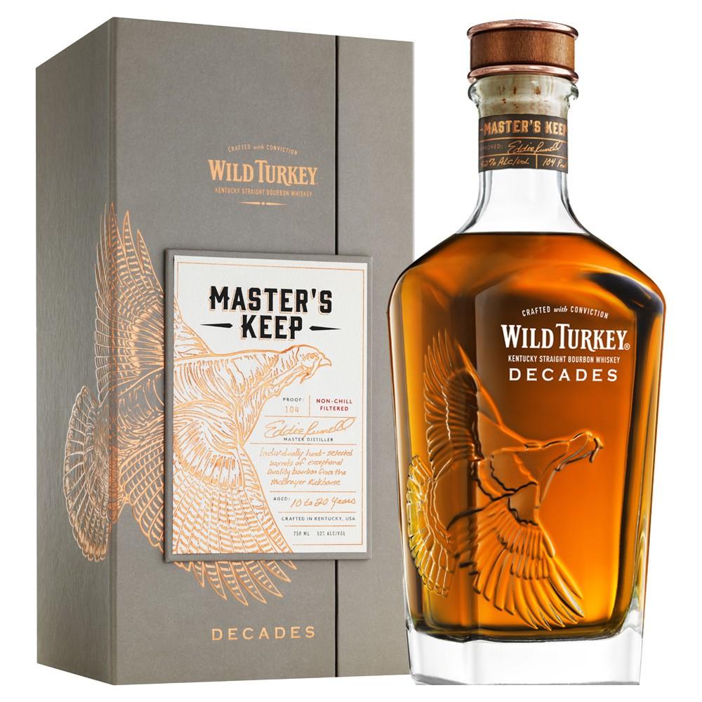 8dd4aeb3139 Review  Wild Turkey Master s Keep Decades - Drinkhacker