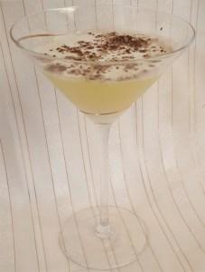 Key Lime Pie Cocktail