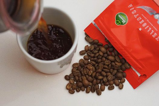 Intelligencia Coffee