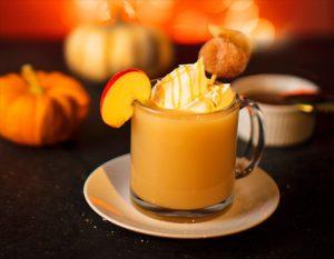 Baileys pumpkin caramel apple
