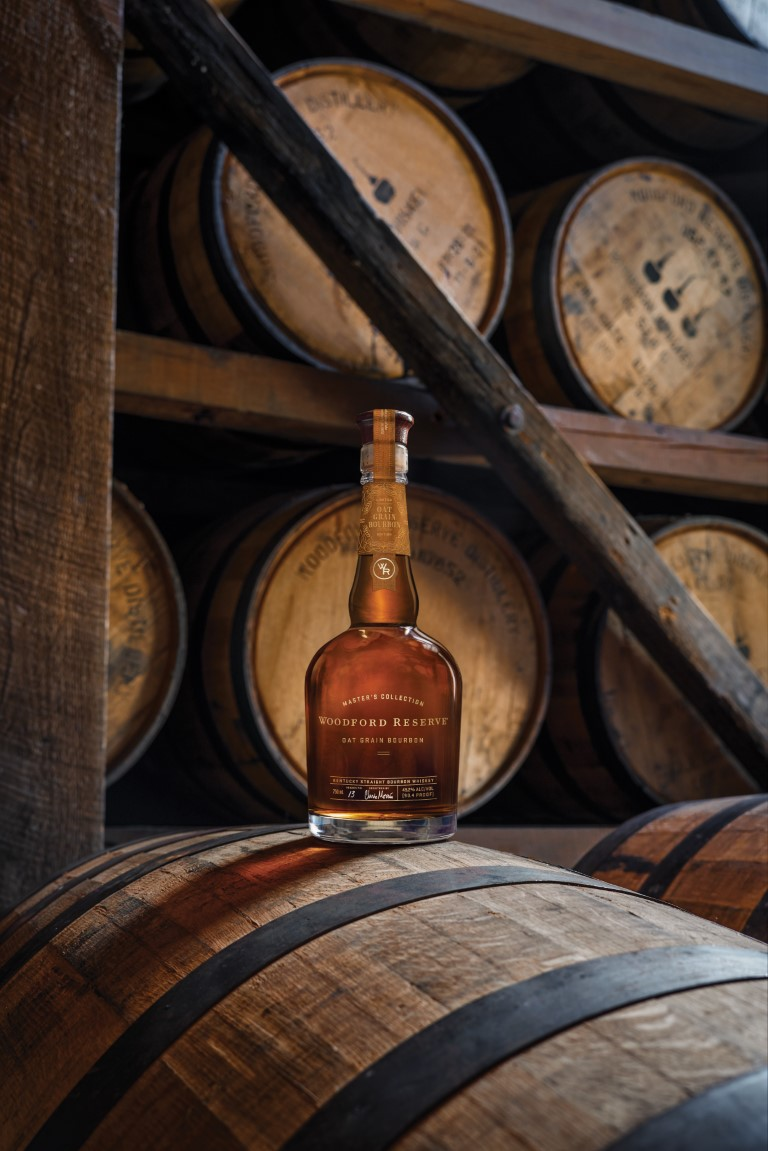 Woodford Reserve Master's Collection American Select Oak Kentucky Bourbon