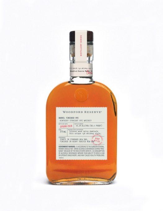Woodford Reserve Distillery Series - Barrel Finished Rye