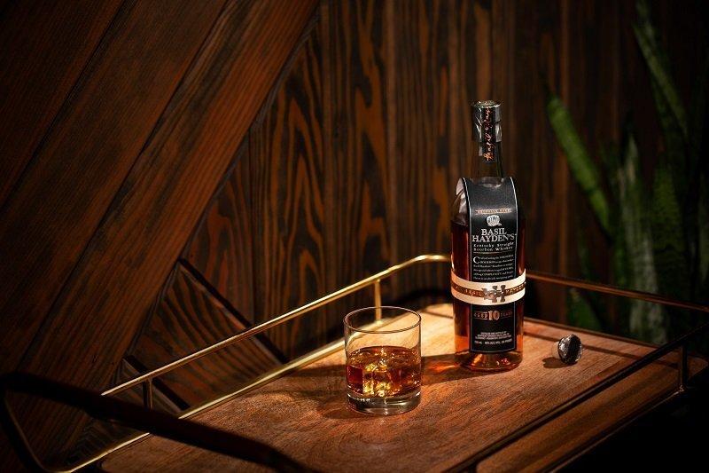 Basil Hayden's Bourbon 10 Years Old (2018)