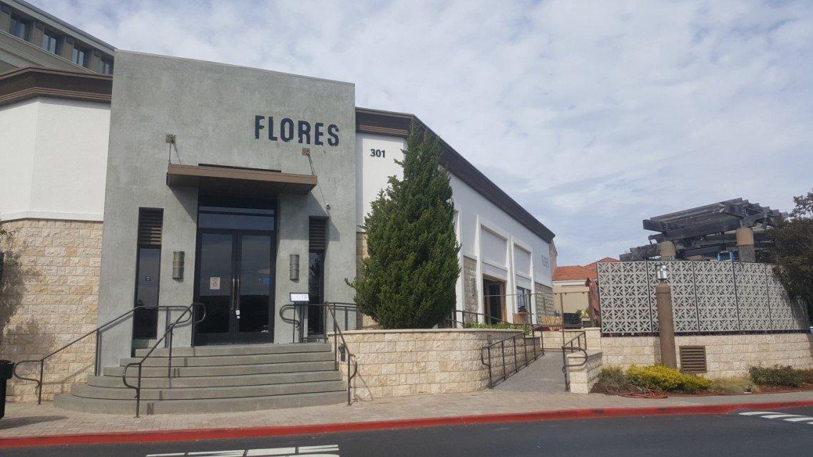 Flores, Corte Madera, California