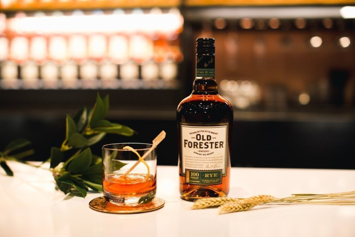 Old Forester Rye