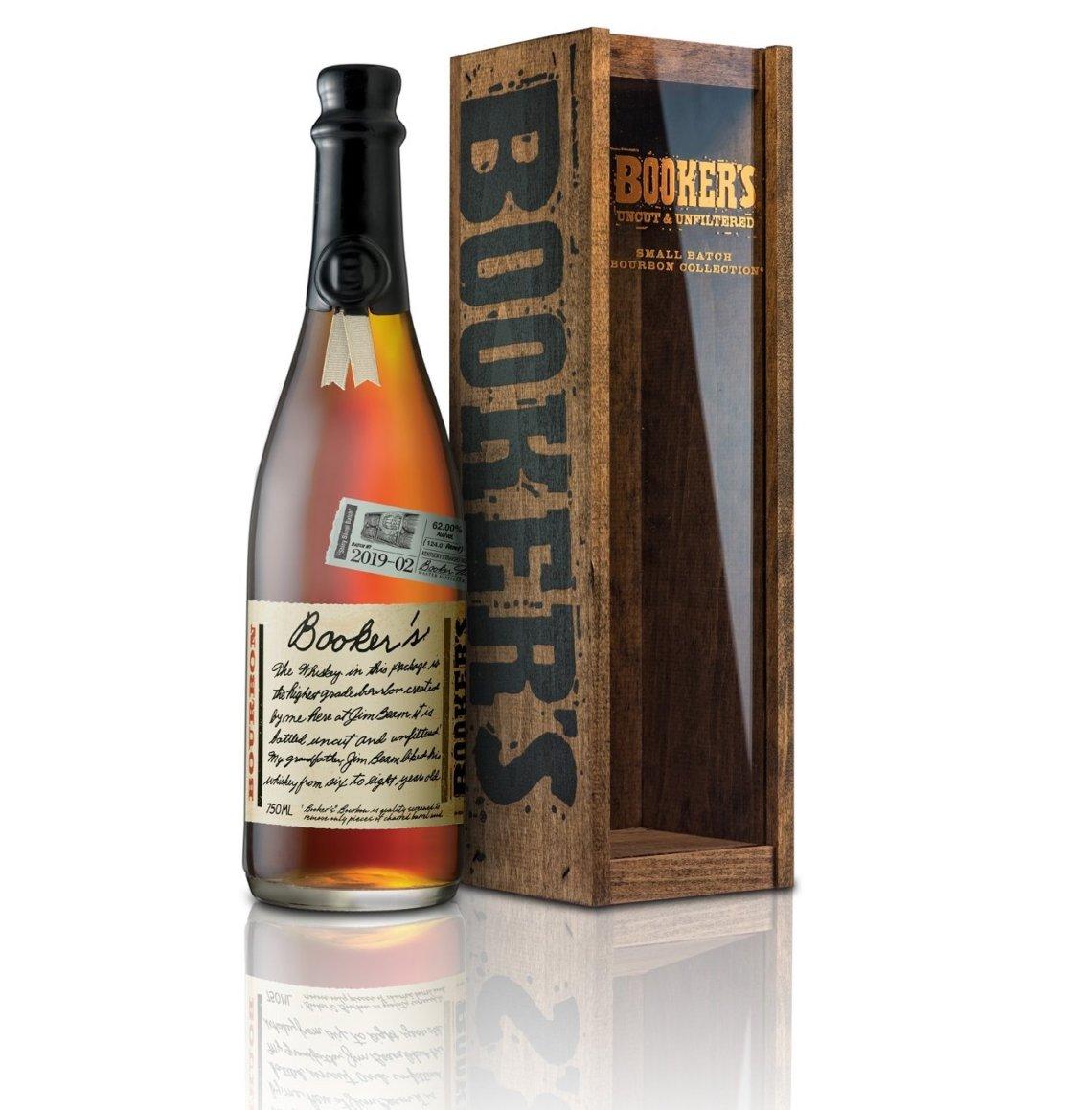 "Booker's Bourbon ""Shiny Barrel Batch"" 2019-02"