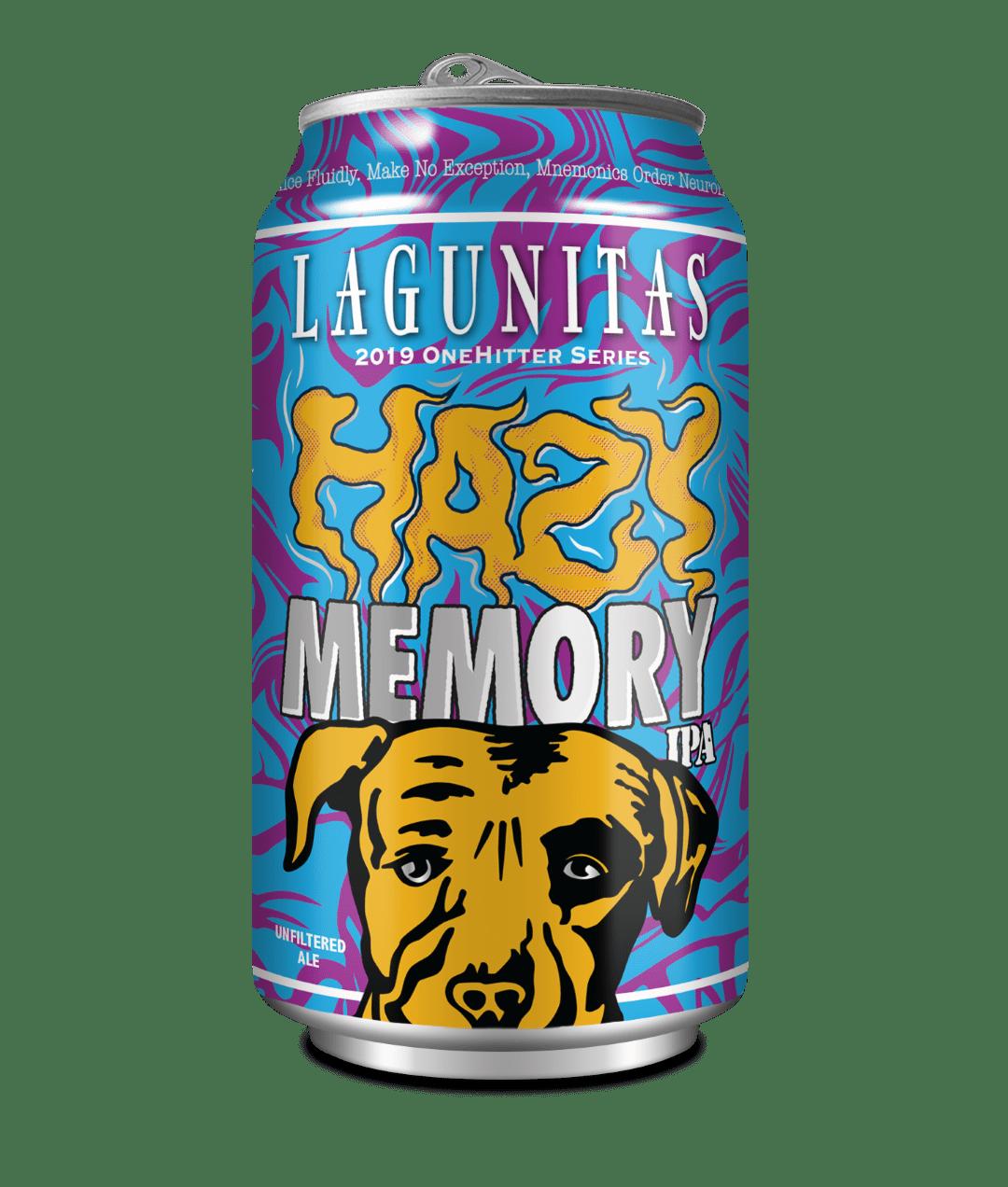 Lagunitas Hazy Memory IPA