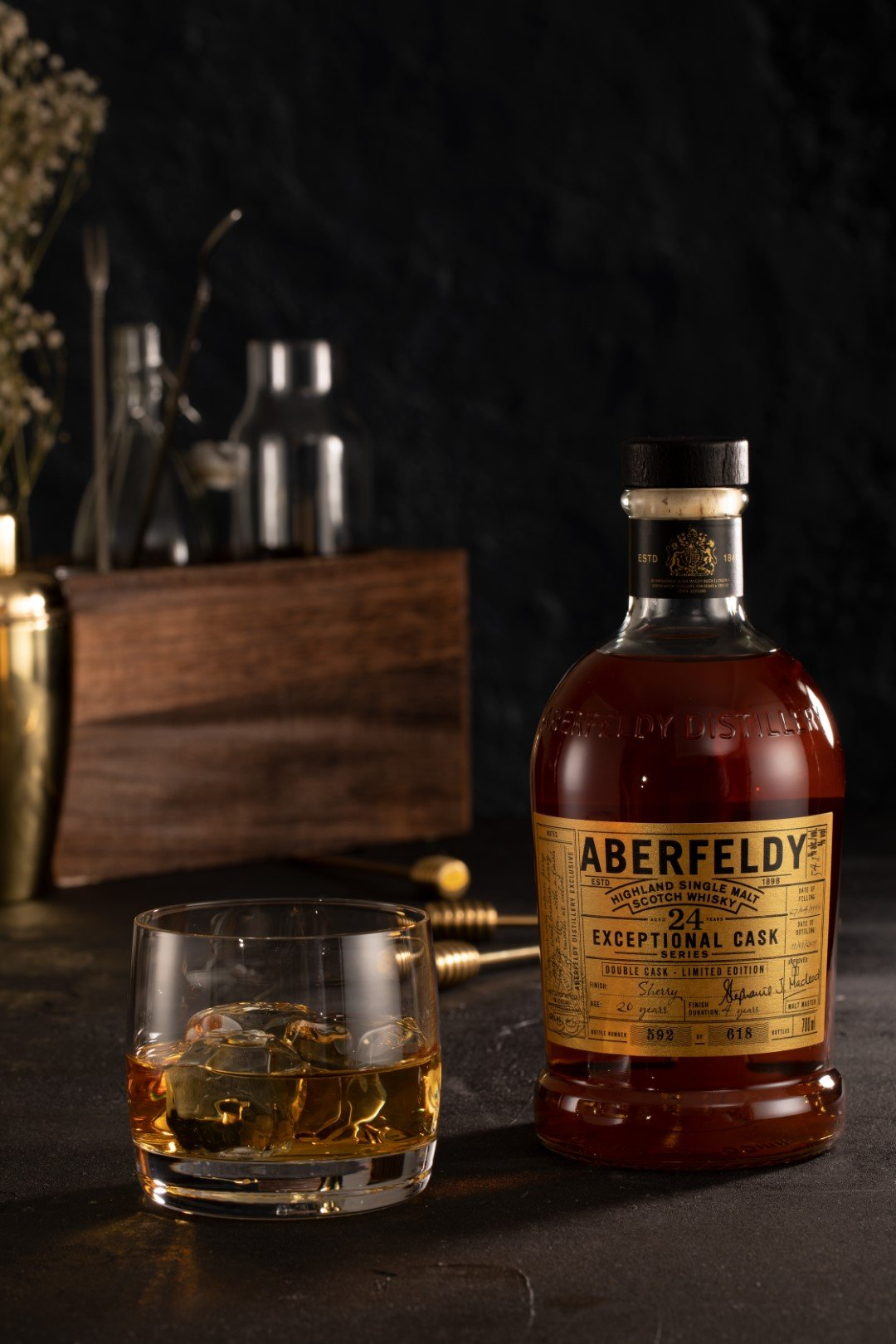 Aberfeldy Exceptional Cask Series 24 Years Old