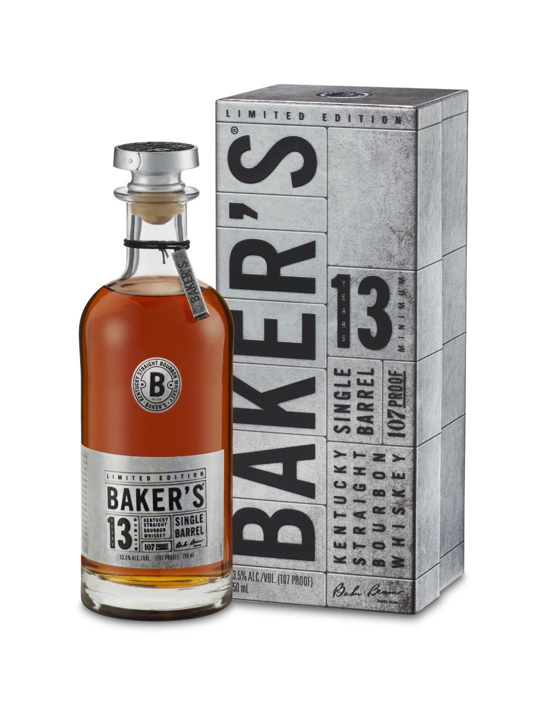 Baker's Bourbon Single Barrel 13 Years Old (2019)