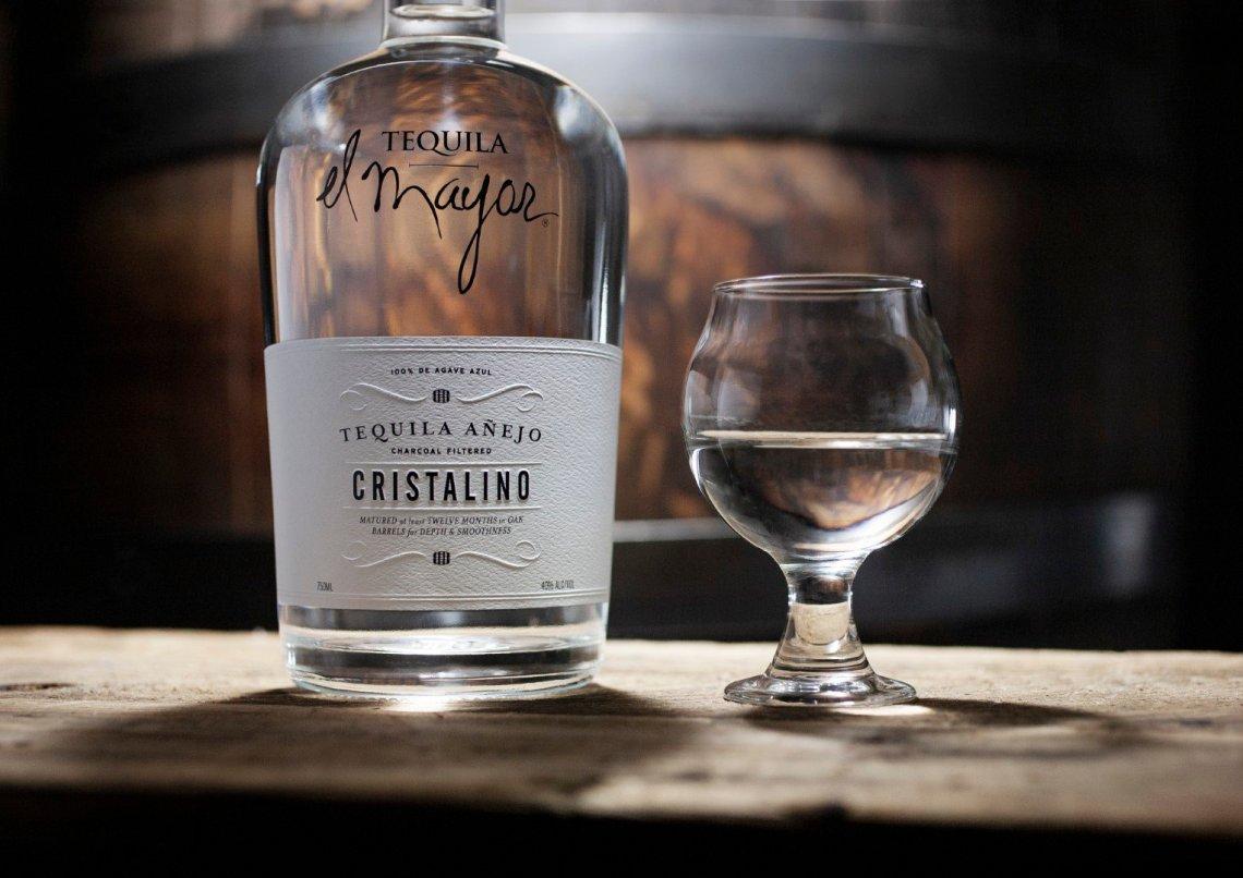 El Mayor Tequila Cristalino