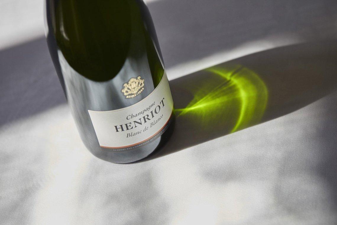NV Champagne Henriot Blancs de Blancs