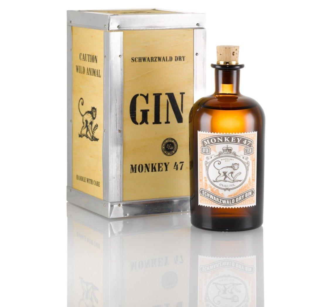 Monkey 47 Distiller's Cut Gin 2019