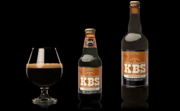 Founders Brewing KBS Bourbon Barrel Aged Espresso Stout
