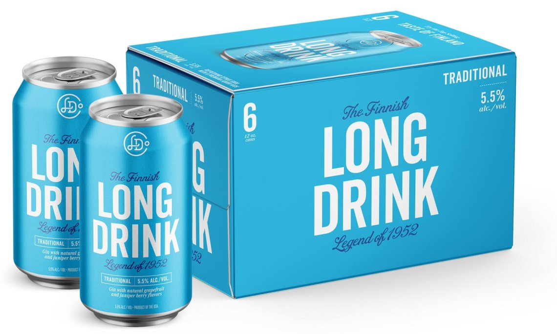 The Finnish Long Drink