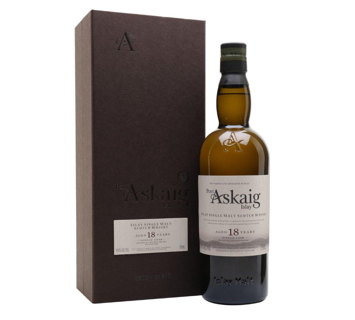 Port Askaig 18 Years Old