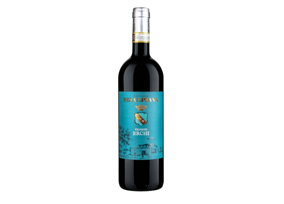 2016 Selvapiana Chianti Rufina Vigneto Erchi DOCG