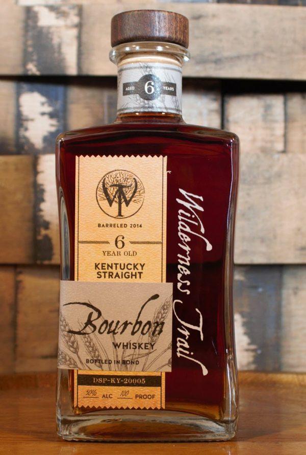 Wilderness Trail Single Barrel Bourbon Bottled in Bond 6 Years Old