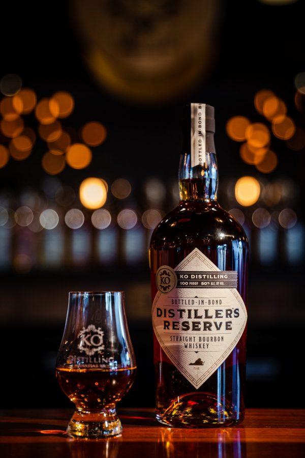 KO Distilling Distiller's Reserve Bourbon Bottled-in-Bond