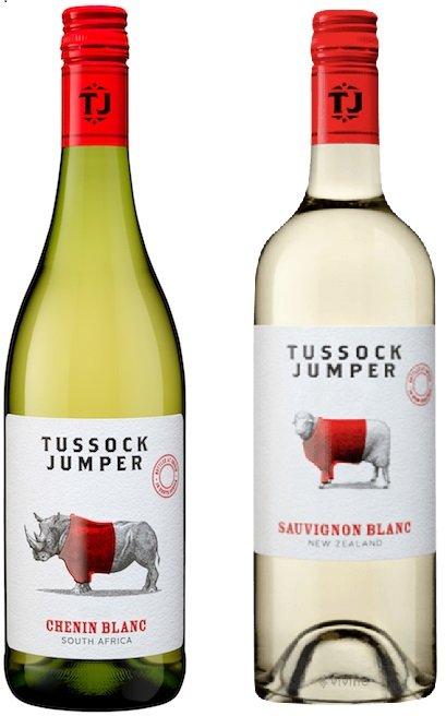 2020 Tussock Jumper Chenin Blanc South Africa